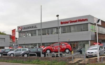 Vauxhall Bristol: CCTV System