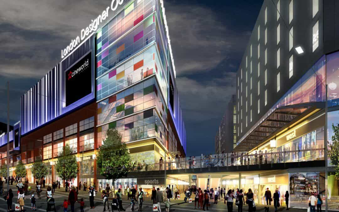 London Designer Outlet: Fire Alarm Upgrade